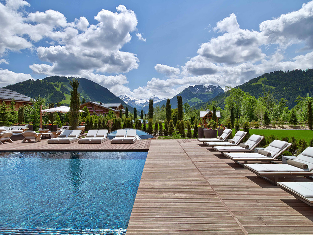 Hotel The Alpina Gstaad shot magazine 10
