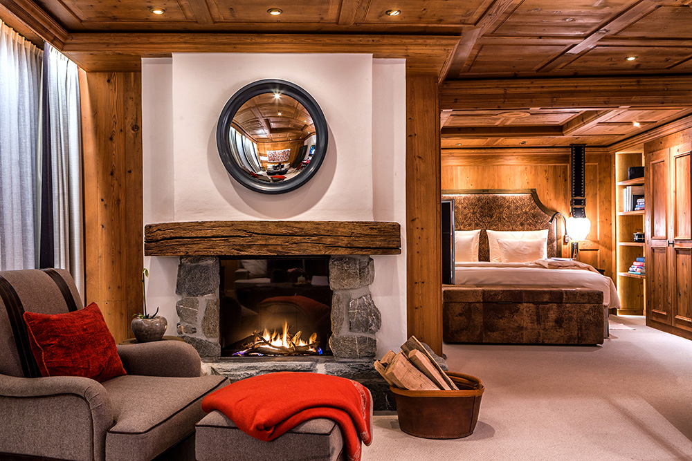 Hotel The Alpina Gstaad shot magazine 4