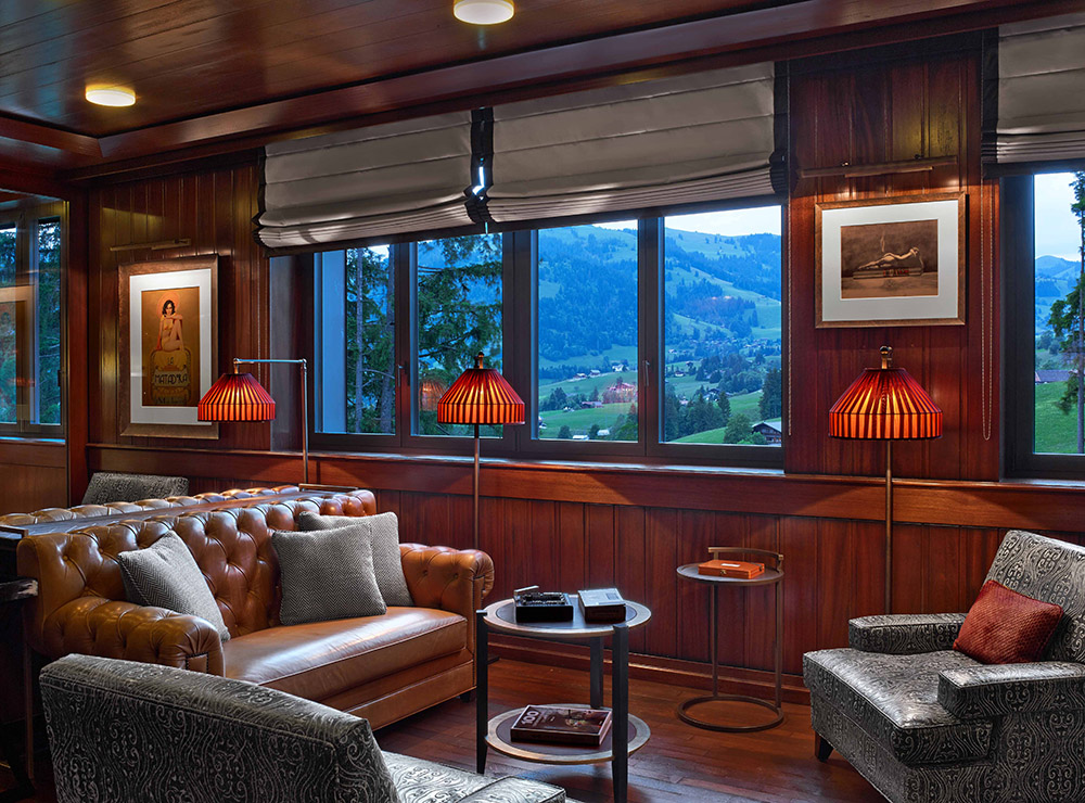 Hotel The Alpina Gstaad shot magazine 6