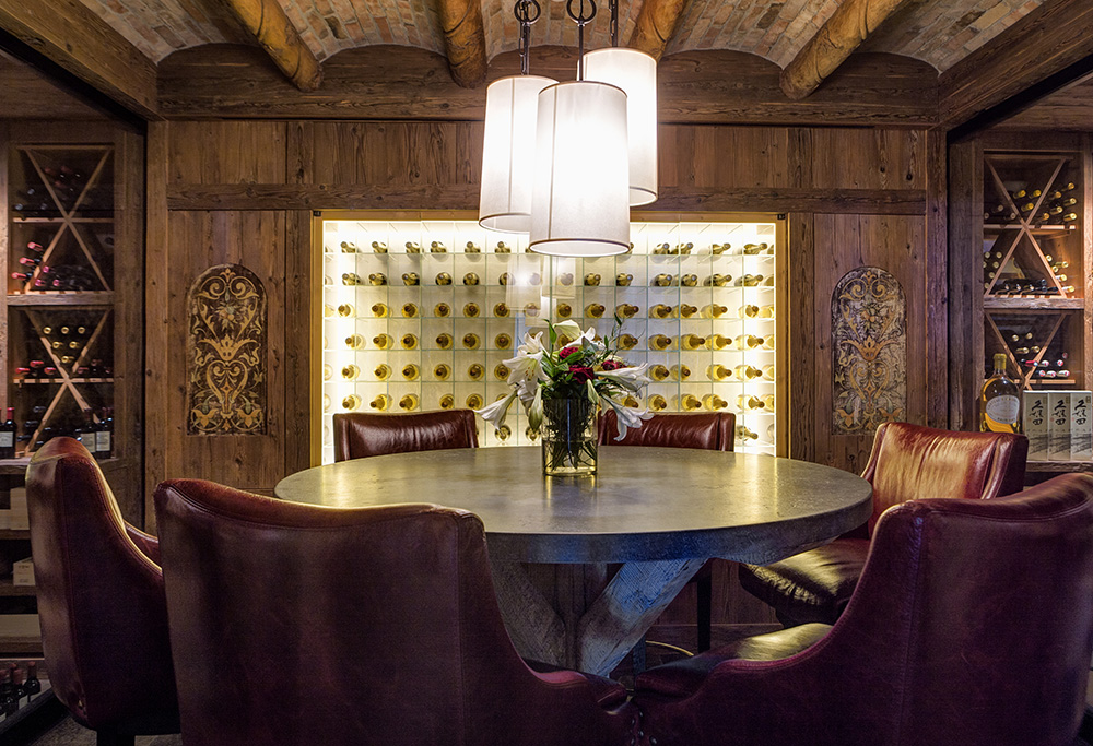 Hotel The Alpina Gstaad shot magazine 7