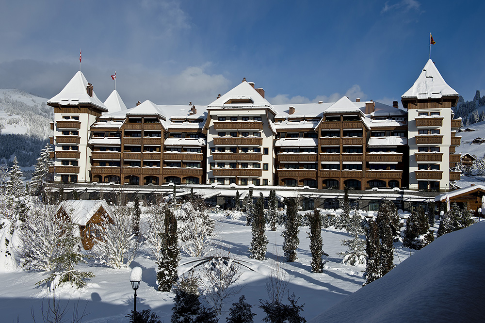 Hotel The Alpina Gstaad shot magazine 8