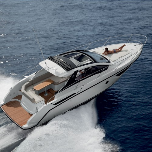 Shot magazine Azimut Atlantis43 2