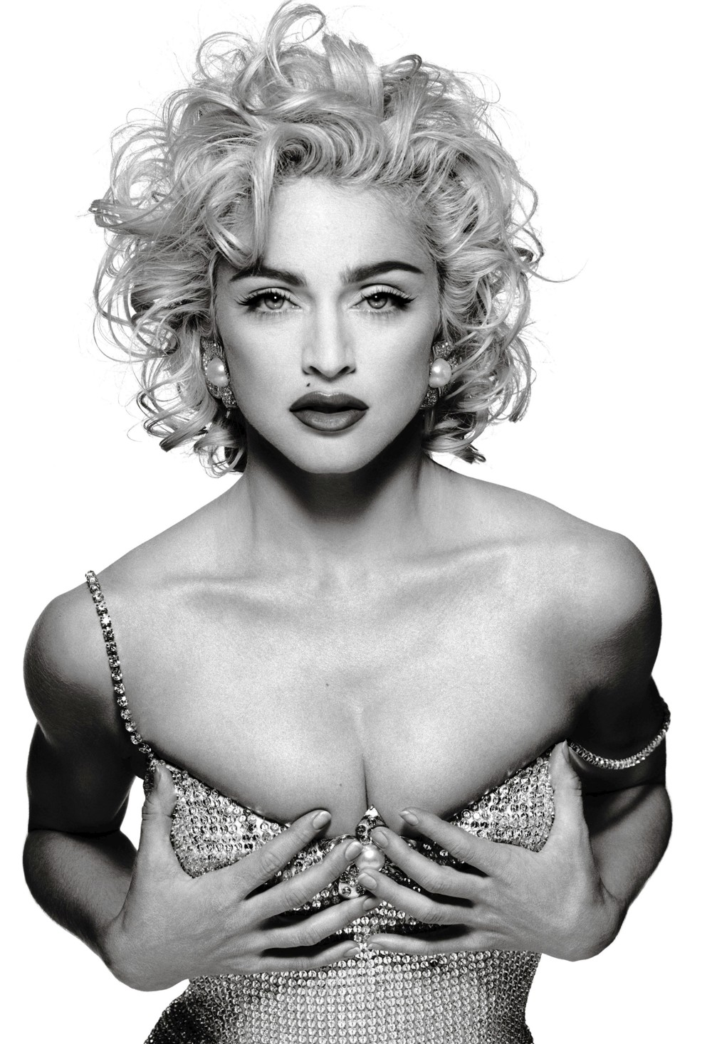 madonna by patrick demarchelier Shot Magazine